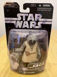 Star Wars: 'The Saga Collection' 2006 Foul Moudama - Hasbro Excellent Condition