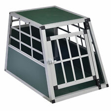 Hundebox Transportbox Alubox Hundetransportbox Reisebox Gitterbox ALU