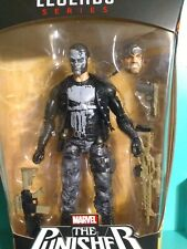 Hasbro Marvel Legends The Punisher 6 In Action Figure 80th Anniversary New Cammo
