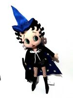 Rare 1999 Original Kings Feature Betty Boop Halloween Doll Collectible