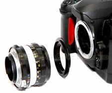Adaptadores lentes y monturas