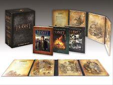 LO HOBBIT TRILOGIA EXTENDED EDITION - LA SAGA COMPLETA (15 DVD) Lingua Italiana
