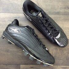 Mens sports Shoes Reebok NFL Equipment US Sz 16 black Cleats RB408KTS20 F a9f880b5f