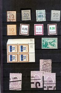 FRANCE  NICE LOT  CLASSIC STAMPS   USED