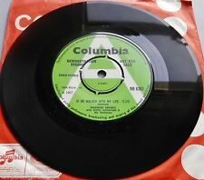 """Rosemary Squires - If He Walked Into My Life Un-Realeased 1967 Columbia Demo 7"""""""