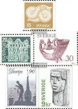 kompl.ausg. Schweden Mh30 Postfrisch 1971 Weihnachten