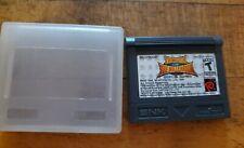 New ListingNeo-Geo Pocket Color Game The Match of The Millennium Snk Vs Capcom
