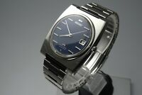 OH, Vintage 1969 JAPAN SEIKO LORD MATIC CALENDAR 5605-7030 25Jewels Automatic.