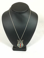 NWT Aeropostale Owl Necklace