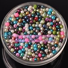 DESTASH 200 Lot Mixed Bulk Pounder Bubblegum Beads 20mm Acrylic DIY