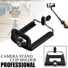 Cell Phone Mount Holder Camera Stand Clip Bracket Monopod Adapter