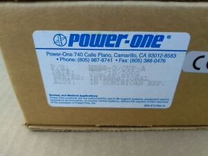 Power-One HBB5-3/OVP-A International Series Power Supply Assembly New Sealed