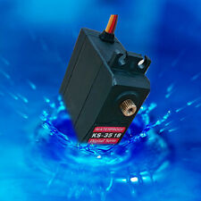 Full Metal Digital Servo,15kg torque,angle of180 degrees fully waterproof ks351