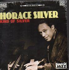 HORACE SILVER - KIND OF SILVER - BOX 10 CD (NUOVO SIGILLATO)