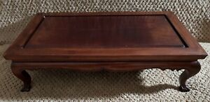 Antique Quality Rosewood Chinese Kang Altar Table