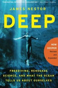 Nestor James-Deep BOOK NEW