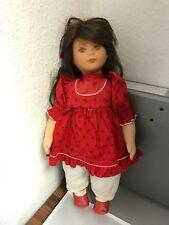 Steiff Puppe 44 cm. Unbespielt.