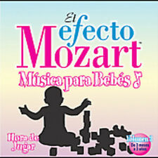 Various Artists, Efe - Efecto Mozart: Musica Para Bebes 3 / Various [New CD]