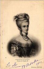 CPA Comtesse d'Artois-Femme de Charles X Royalty Nobelty (314755)