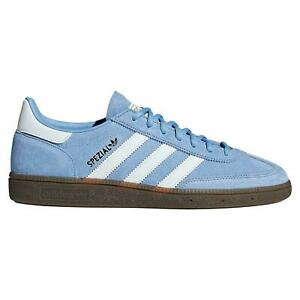 adidas Originals Handball Spezial Trainers - Lt Blue/White -BD7632 -Size UK 7-12