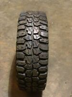 4 x 35X12.50R15 Wild Country MTX Mud Tires USA made OWL 35 12.50 15 12.5 LRC