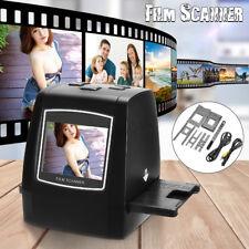 Negative Slide Film Scanner USB MSDC Photo Digitalizer Analog to Digital File