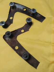 1974 74 75 76 BUICK ELECTRA LIMITED REAR FENDER EXTENSION BRACKETS    OEM
