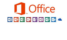 Pack Microsoft office complet 2016 / 2019 Pro Plus à vie