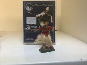 Ancient Germanic Warrior. Time Machine Miniatures boxed set 54mm