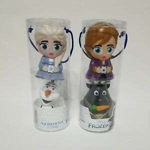 Disney Frozen Water Squirter Toys Elsa Anna Olaf Sven Bath Pool Gift For Kids