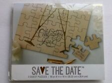 Save The Date 2 Guest Puzzles 50 pc 8 x 10 in