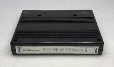 Neo Geo Print European Version Ii 2 •Multi Compatible Cassette • Snk *not Mvs*