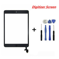 For Apple iPad Mini 1 2 A1432 A1454 A1455 Touch Screen Digitizer Replacement Kit
