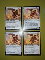 Aerial Responder x4 Kaladesh 4x Playset Magic the Gathering MTG