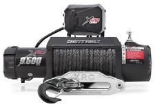 XRC 9.5 GEN2 Smittybilt XRC 9,500 lb Winch for Jeep Truck 98495 Synthetic Rope