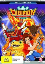 Digimon Data Squad: Collection 2 (DVD, 2010, 2-Disc Set), NEW SEALED REGION 4