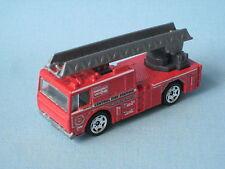 Matchbox llama Tamer escalera de bomberos Rescate Coche Modelo de juguete