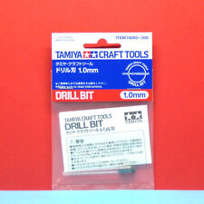 Tamiya #74095 Drill Bit (1.0mm) [Craft Tools]
