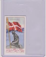 2007 Allen & Ginter Flags Of All Nations Mini Insert Card ~ Denmark