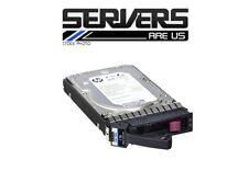 """Hp 300gb 3.5 """" Disco Rigido 431944-b21 432146-001 15k Sp SAS"""