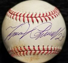 MIGUEL CABRERA Signed GAME USED Baseball JSA Auto Detroit Tigers Team OML