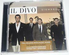 IL Divo: Siempre - (2006) CD Album