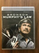 Murphy's Law (Twilight Time Blu-ray, 1986) Out Of Print Oop