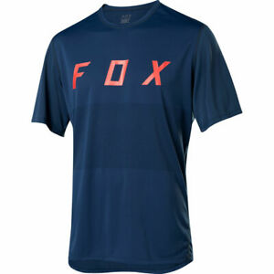 Fox Racing Ranger s/s Short Sleeve Fox Jersey Navy
