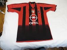 Mens Sweet ACM AC Milan Opel Fernando Torres #9 Futbol Soccer Jersey Sz Medium