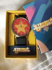 New In Box Steven Universe Wrist Watch Cartoon Network Star