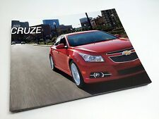 2013 Chevrolet Cruze LS LT Turbo LTZ Turbo ECO Brochure
