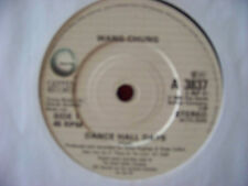 Wang Chung - Dance hall days / There is a nation    klasse GB Geffen 45