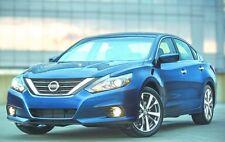 Xenon Halogen Fog Lamps Driving Lights Kit for 2016 2017 Nissan Altima