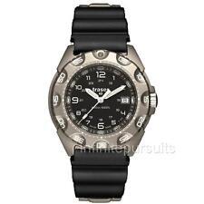 traser swiss H3 watch 105482 Special Force 100 tritium titanium rubber strap